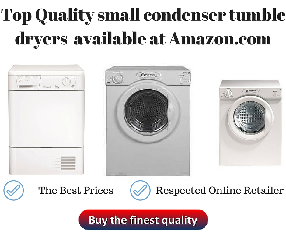 Small condenser tumble dryers mini but effective - Tumble dryer for small space pict ...