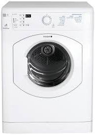 Hotpoint tvf770p vented tumble dryer