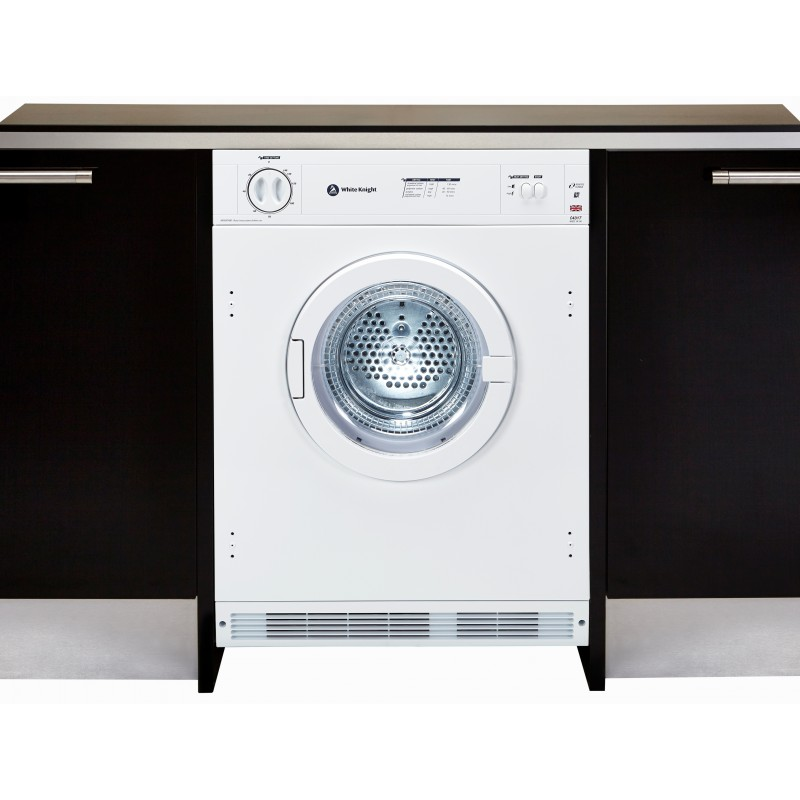 White Knight C4317wv Integrated Tumble Dryer Review