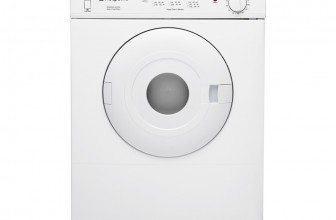 A Review of the Hotpoint V4D01P – Well Designed Small Tumble Dryer